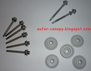 Self Drilling Screw (Baut)
